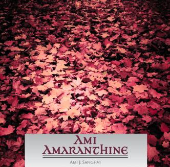 Fall leaves amaranthine