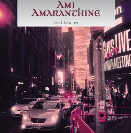 New York alley amaranthine