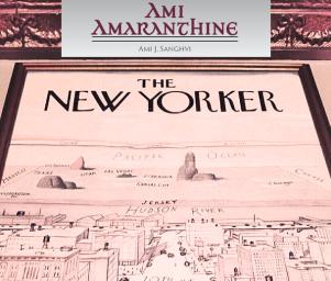 New Yorker amaranthine
