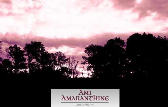Shadow trees amaranthine