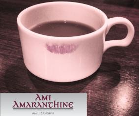 Tea mug with logo